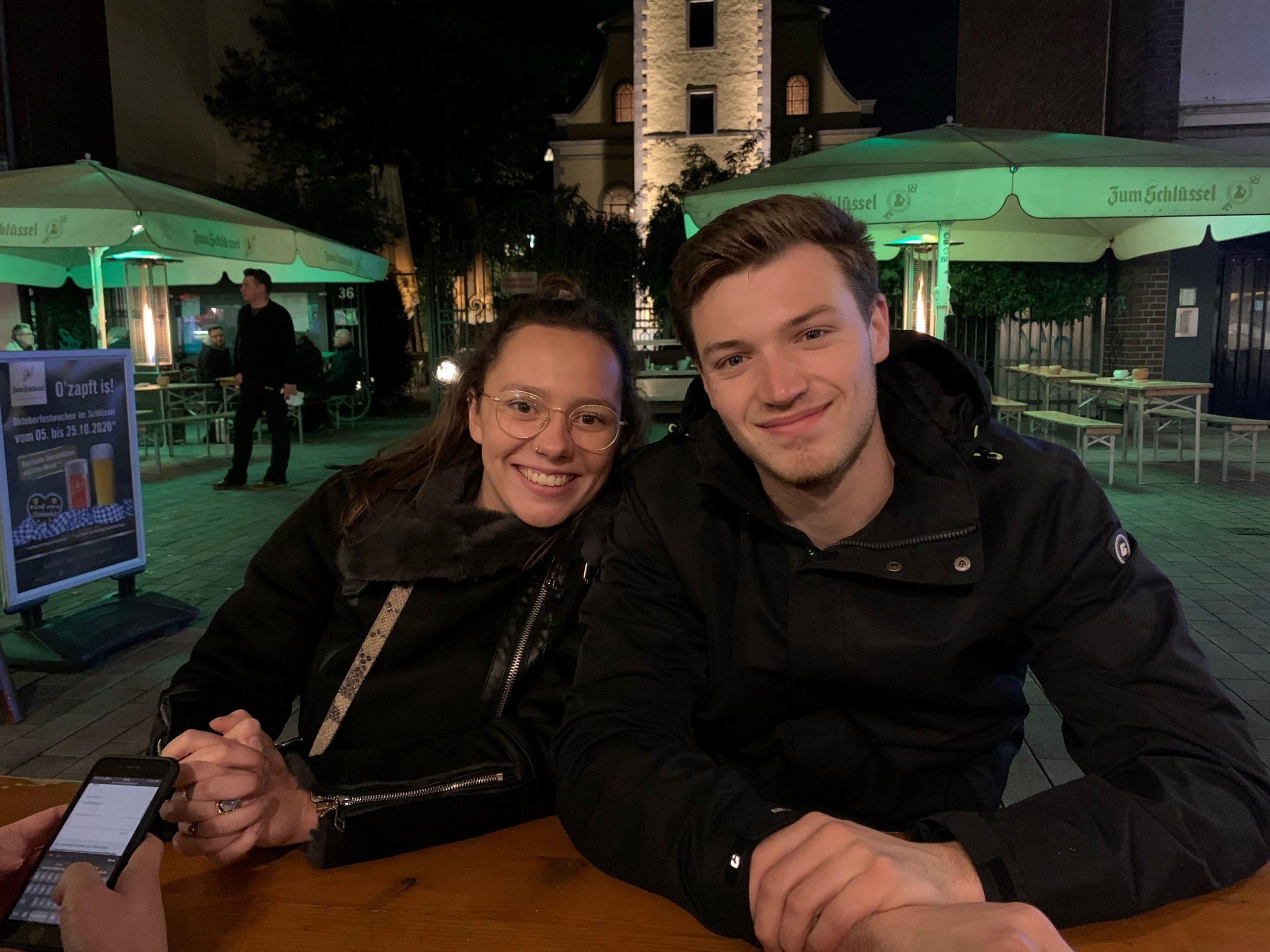 Maik und Sophie